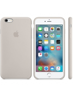 iPhone 6s Plus Silicone Case Stone