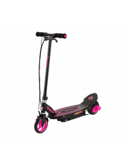 Электросамокат Razor Power Core E90 Electric Scooter 2016 Pink
