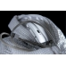 Кабель PlusUs LifeStar microUSB 0,25m Moonlight Silver (LST1006025) Пожизненная Гарантия от Производителя