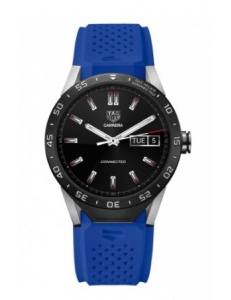 Умные часы TAG Heuer Connected Blue