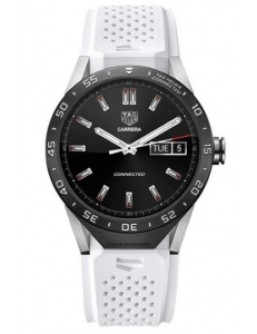 Умные часы TAG Heuer Connected White