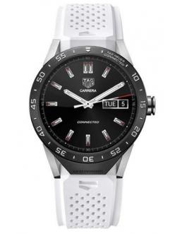 Умные часы TAG Heuer Connected White