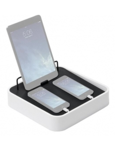 Док-станция Bluelounge Sanctuary4 Multiple Charging Station White (S4-WH)