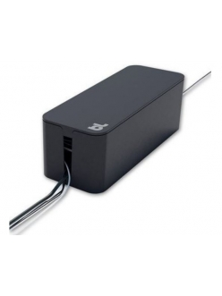 Бокс для проводов Bluelounge CableBox Cable Management Box Black (CB-01-BL)