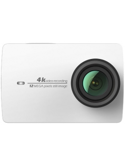 Экшн-камера Yi 4K Pearl White