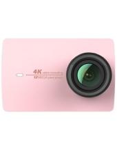 Экшн-камера Yi 4K Rose Gold