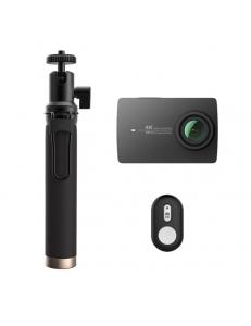 Экшн-камера Yi 4K camera Night Black Travel International Edition + Remote control