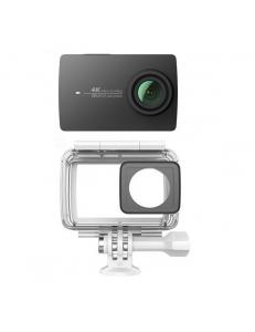 Экшн-камера Xiaomi Yi 4K Night Black International Edition + Waterproof box