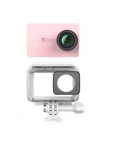 Экшн-камера Xiaomi Yi 4K Rose Gold International Edition + Waterproof box