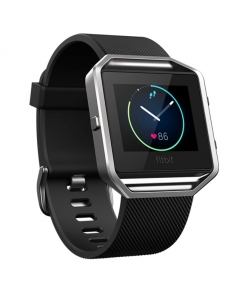 Фитнес-трекер Fitbit Blaze Black Large (FB502SBKL)