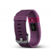 Фитнес-трекер Fitbit Charge HR Plum Small (FBHRPLS)