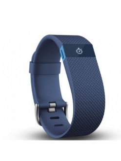 Фитнес-трекер Fitbit Charge HR Blue Large (FBHRBUL)