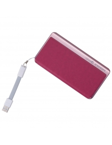 MOMAX iPower Elite+ External Battery Pack 8000mAh QC2.0 Pink (IP52AP)