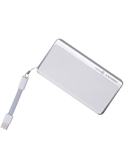 MOMAX iPower Elite+ External Battery Pack 8000mAh QC2.0 Emboss White (IP52BW)