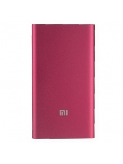 XIAOMI MI POWER BANK ULTRA THIN 5000 MAH (2.1A, 1USB) RED (NDY-02-AM-RD)