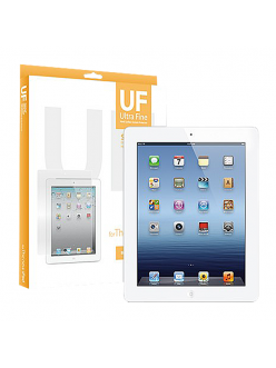 SGP Screen Protector Steinheil Series Ultra Fine for iPad 4/iPad 3/iPad 2 (SGP08854)