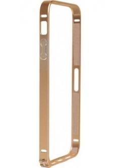 Чехол Mobilita Elegante для iPhone 5/5S Avionic Gold