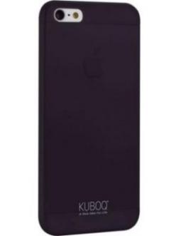 Чехол Kuboq для iPhone 5/5S Ultra-Slim, 0,30mm Black