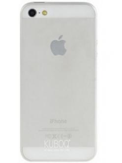 Чехол Kuboq для iPhone 5/5S Ultra-Slim, 0,30mm White