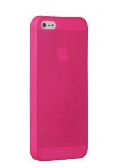 Чехол Kuboq для iPhone 5/5S Ultra-Slim, 0,30mm Pink