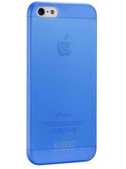 Чехол Kuboq для iPhone 5/5S Ultra-Slim, 0,30mm Blue
