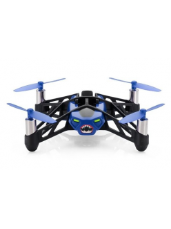 Parrot MiniDrones Rolling Spider Blue