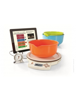 BROOKSTONE Perfect Bake App-Controlled Smart Baking