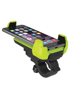 iOttie Active Edge Bike & Bar Mount for iPhone 6 (4.7)/ 5s/ 5c/4s, Galaxy S6/S6 Edge/S5/S4, HTC One, Motorola Droid Turbo- Indigo Blue